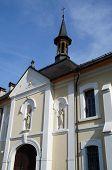 image of carthusian  - Carthusian Monastery Pleterje - JPG