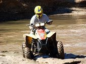 ATV Muddy Trails