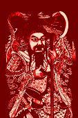 Kuan Kung Chinese Mythical Hero