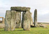 image of stonehenge  - location travel  landmark of Stonehenge England - JPG