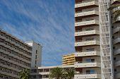 Torremolinos Apartment Blocks