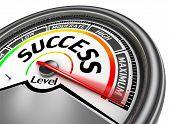 Success Conceptual Meter Indicate Maximum