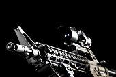 Pistola de ar-15