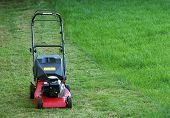 Idle Lawnmower