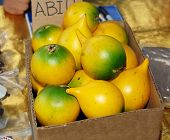 Abiu Ripe And Delicious