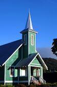 Hermosa iglesia histórica