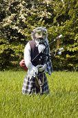 .Highland Scarecrow