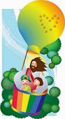 stock photo of bible story  - Christian Concept - JPG