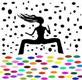 Bailarina de Club 6