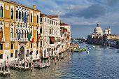 Crand Canal, Venice