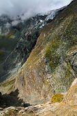 Teischintz Glacier in Austrian Hohe Tauern poster