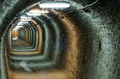 picture of salt mine  - Salt mine - JPG
