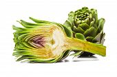 Artichoke Fruit And Half
