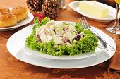 Waldorf Holiday Salad