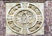 image of senora  - Nuestra Senora de Valvanera Monastery Valvanera Monastery of Our Lady has belonged to the Benedictines La Rioja Spain - JPG