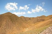 Hills, Ili River, Kazakhstan