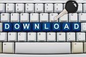 Downloads seguros on-line
