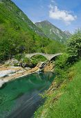 Lavertezzo,Verzasca Valley,Ticino Canton