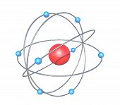 Giant atom particle