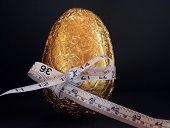 Easter Egg Gold  Diet 1