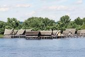 Prehistory Lake Dwellings, Germany