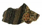 Gneiss And Granite Contact