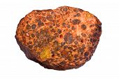picture of hematite  - Bauxite is a principal ore of aluminum - JPG