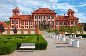 Baroque Chateau Troja