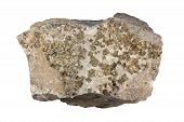 Quartz Vein With Pyrite