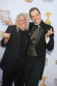 BURBANK - JUN 26: Camden Toy, Doug Jones at the 39th Annual Saturn Awards held at Castaways on June 26, 2013 in Burbank, California