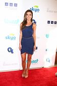 LOS ANGELES - JUN 25:  Audrina Patridge arrives at the 4th Annual Thirst Gala at the Beverly Hilton