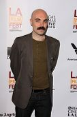 LOS ANGELES - 15 Juni: David Lowery kommt bei
