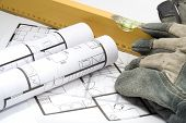 stock photo of interior sketch  - Builder - JPG