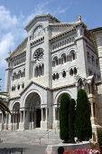 Monte Carlo,Monaco,Cathedral