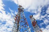 telecomnication tower