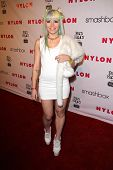 Kerli at the NYLON 13th Anniversary Issue Celebration, Smashbox Studios, West Hollywood, CA 04-10-12