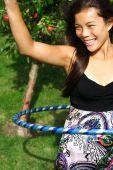 picture of hulahoop  - Hula hoop - JPG