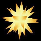 Moravian (multi-pointed) Christmas star