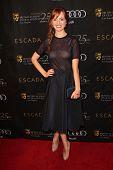 Ahna O'Reilly at the 18th Annual BAFTA Los Angeles Awards Season Tea Party, Four Seasons Hotel, Los Angeles, CA 01-14-12