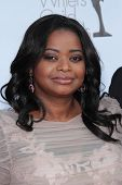 Octavia Spencer at the 2012 Writers Guild Awards, Hollywood Palladium, Hollywood, CA 02-19-12