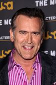 Bruce Campbell at USA Network and Moth present