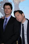 Ken Marino, Paul Rudd at the
