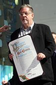 Matt Groening at the Matt Groening Star on the Hollywood Walk of Fame Ceremony, Hollywood, CA 02-14-