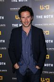 Mark Feuerstein at USA Network and Moth present