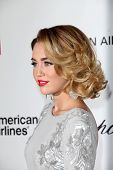 Miley Cyrus at the 20th Annual Elton John AIDS Foundation Academy Awards Viewing Party, West Hollywo