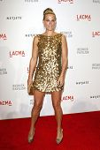 Molly Sims  at LACMA presents