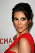Kim Kardashian at LACMA presents