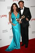 Roma Downey, Mark Burnett at LACMA presents