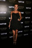 Jasmine Dustin at the Worldwide Launch of GUESS Seductive Fragrance, The Colony, Hollywood, CA. 09-29-10
