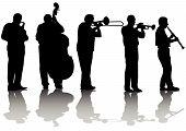 Jazz music concert